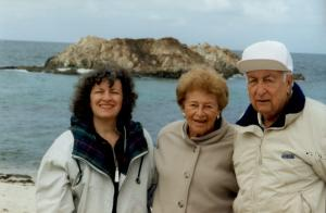 Harriet Mohr, Hilde Thal, Harry Weilheimer