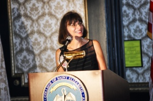 Dr._Harriet_Sepinwall_at_President's_Council_Dinner (2)