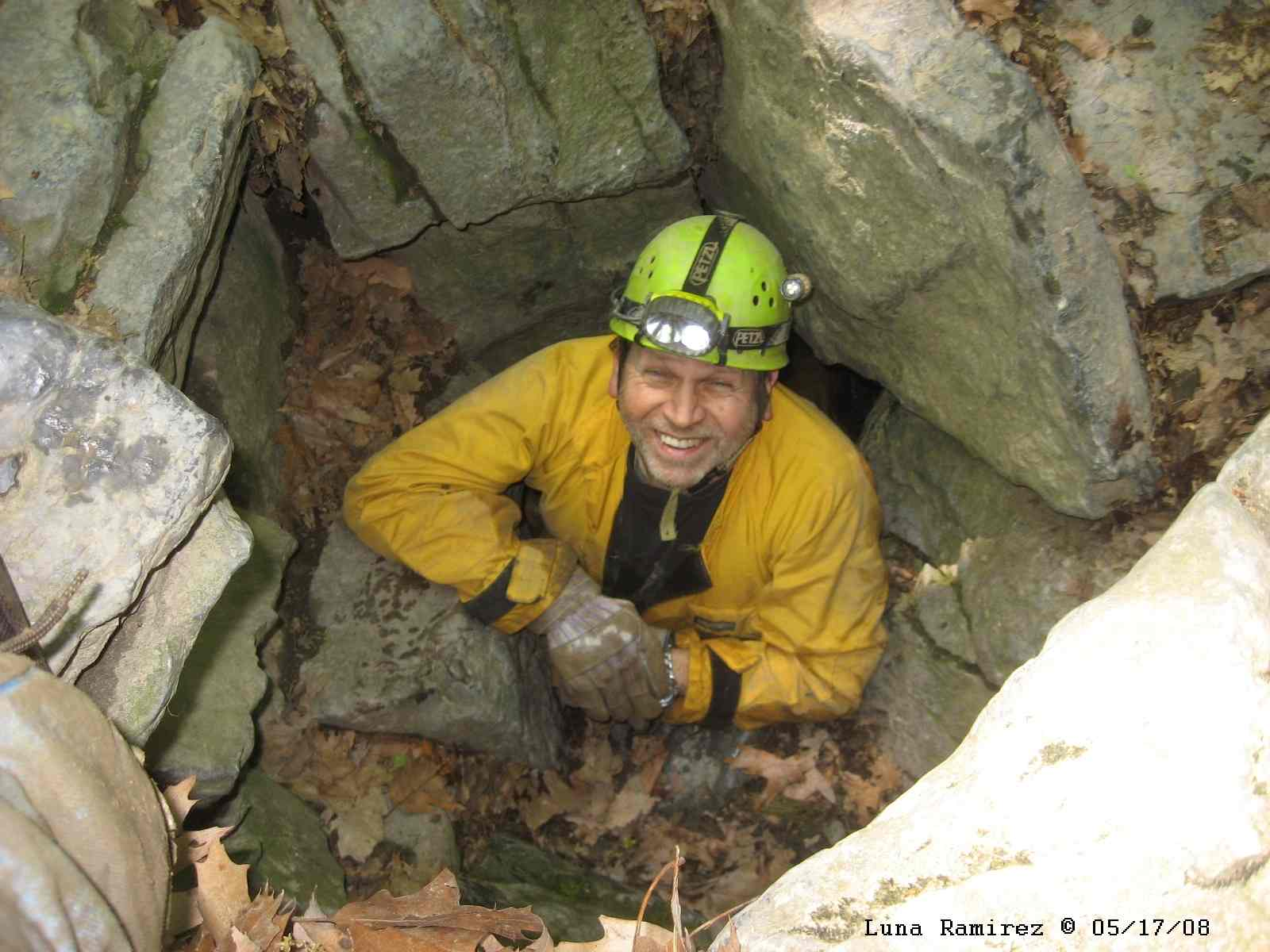 42nd Tikkun Olam Award To Cave Explorer Chris Nicola