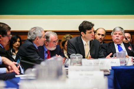 Dr. Michael Welner participates in a House Energy and Commerce Subcommittee on Oversight and Investigations forum on mental health.