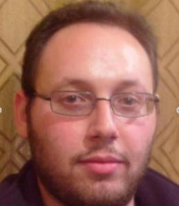 Steven Sotloff, a journalist working for Time magazine, was captured  Aug. 4, 2013 crossing into northern Syria from Turkey.