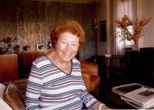 Bill's Aunt Hilde Dreifuss Thal