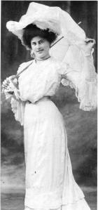 Bill's Grandmother Sophie Midas