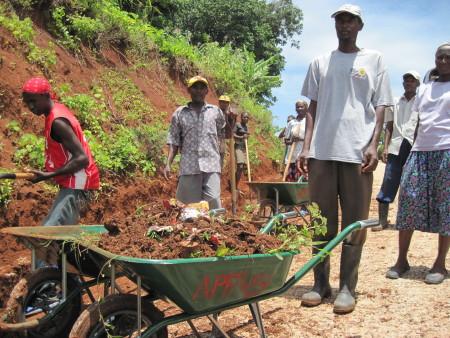 Fondwa  - June 2010, Haiti, Gideon Herscher