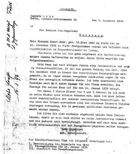 Auguste Mohr Letter to Gestapo0004